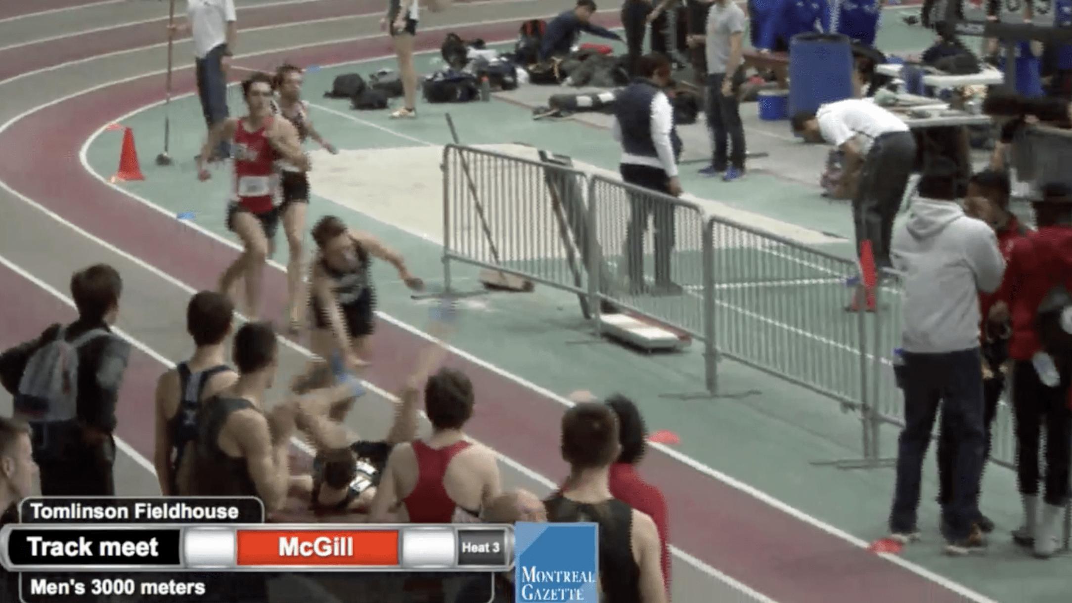 McGill Team Challenge