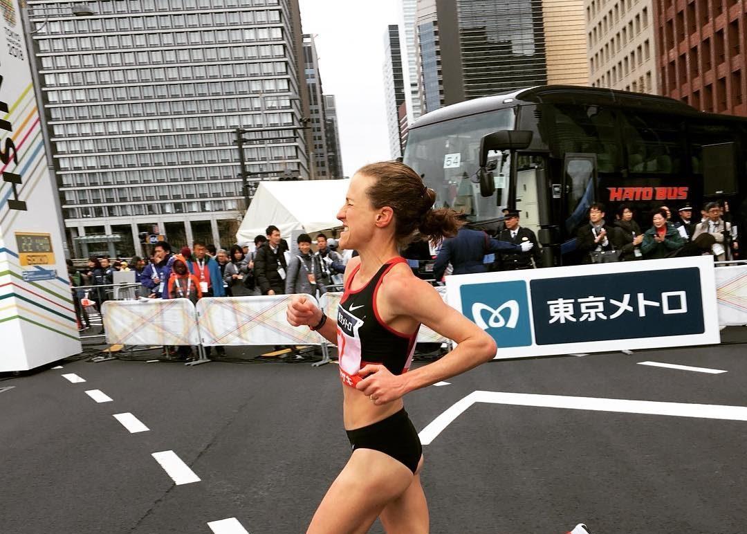 Image result for tokyo marathon Amy