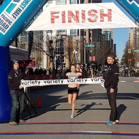First Half Half-Marathon