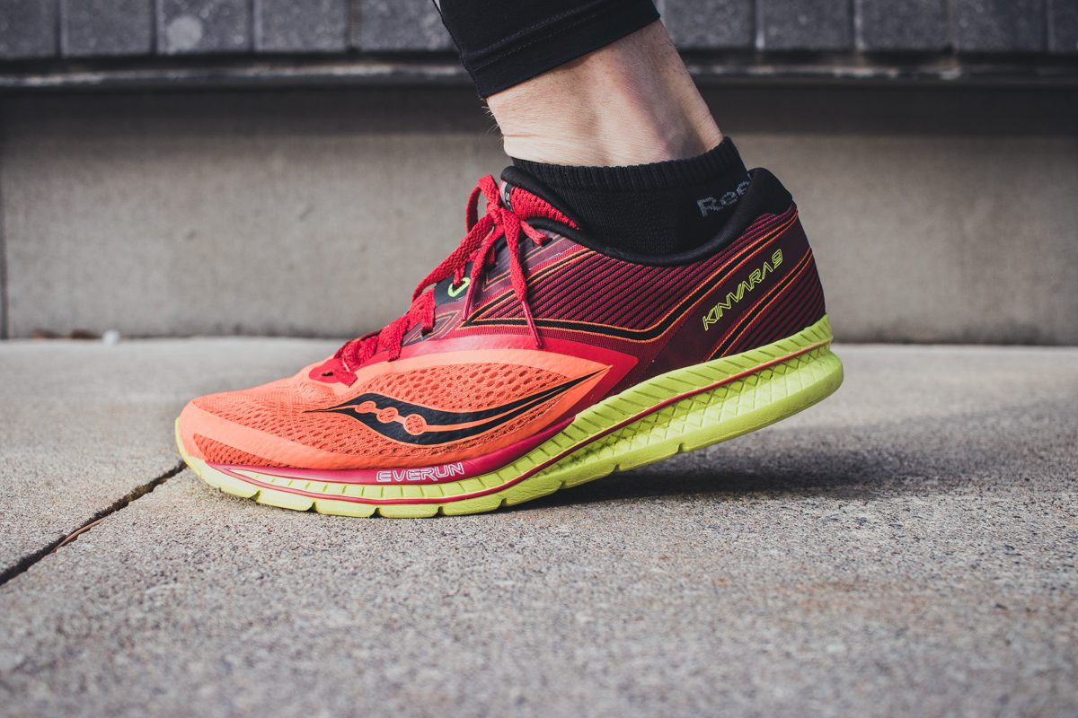 factory authentic 171ba 12825 We tested out the Saucony Kinvara 9. Here's what we think ...