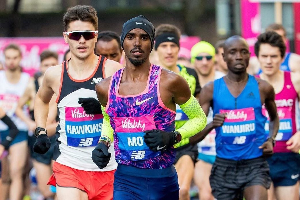 Sir Mo Farah to be challenged by Wanjiru and Kipsang at Vitality London Big Half