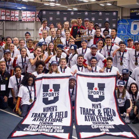 2018 U Sports Track Championships