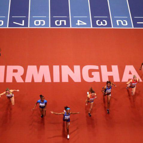 IAAF World Indoor Championships