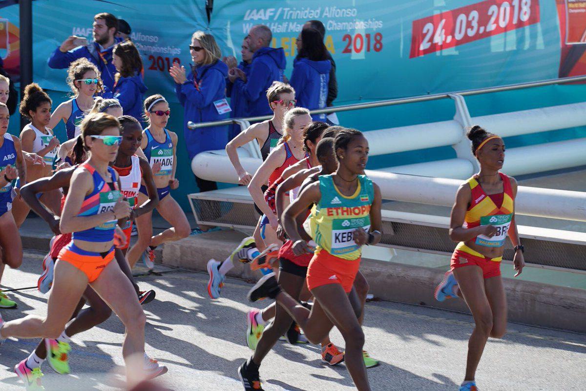 IAAF World Half-Marathon Championships