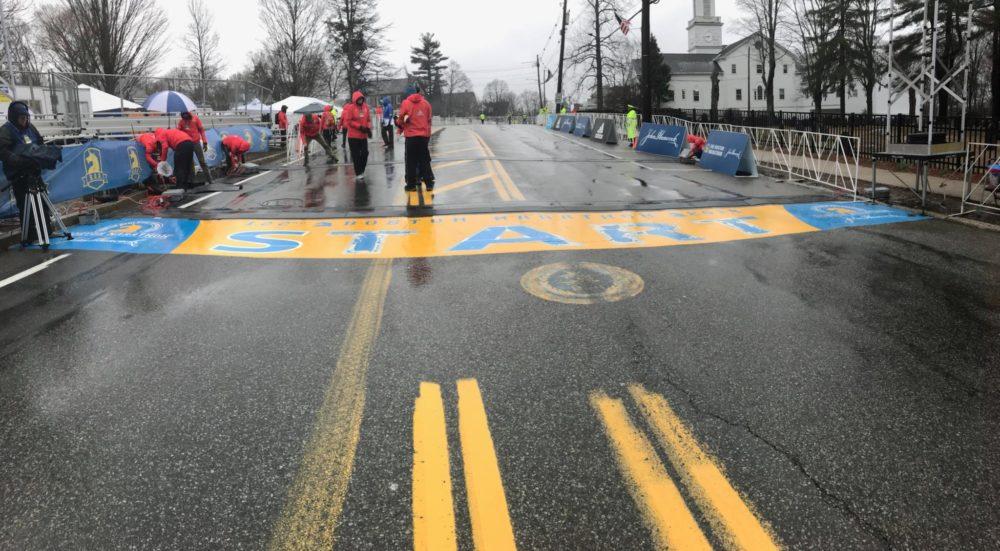 Boston Marathon bib numbers, wave assignments released