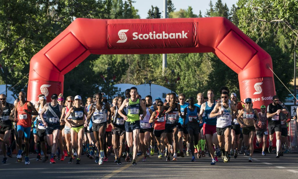 Calgary Marathon Reveals Cool New Magnetic Super Medal
