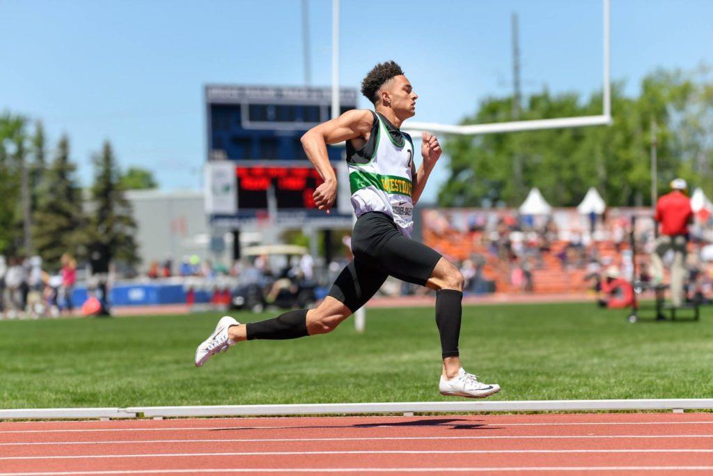 Myles Misener Daley Accepts Ucla Full Scholarship Canadian Running