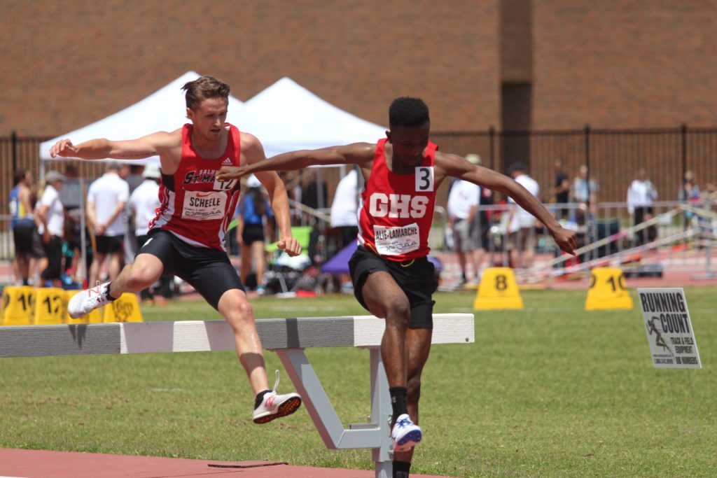 Myles Misner-Daley sets new national record at OFSAA - Canadian