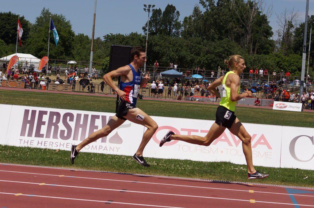 Charles Philibert-Thiboutot wins 1,500m over Thomas Riva at ACTF 2018