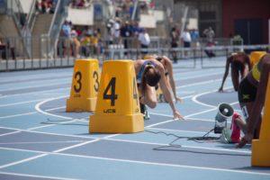 Women's 400m hurdles NACAC
