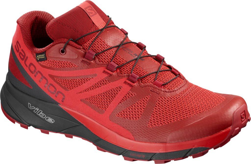 Salomon Sense Ride GTX Trail Shoes