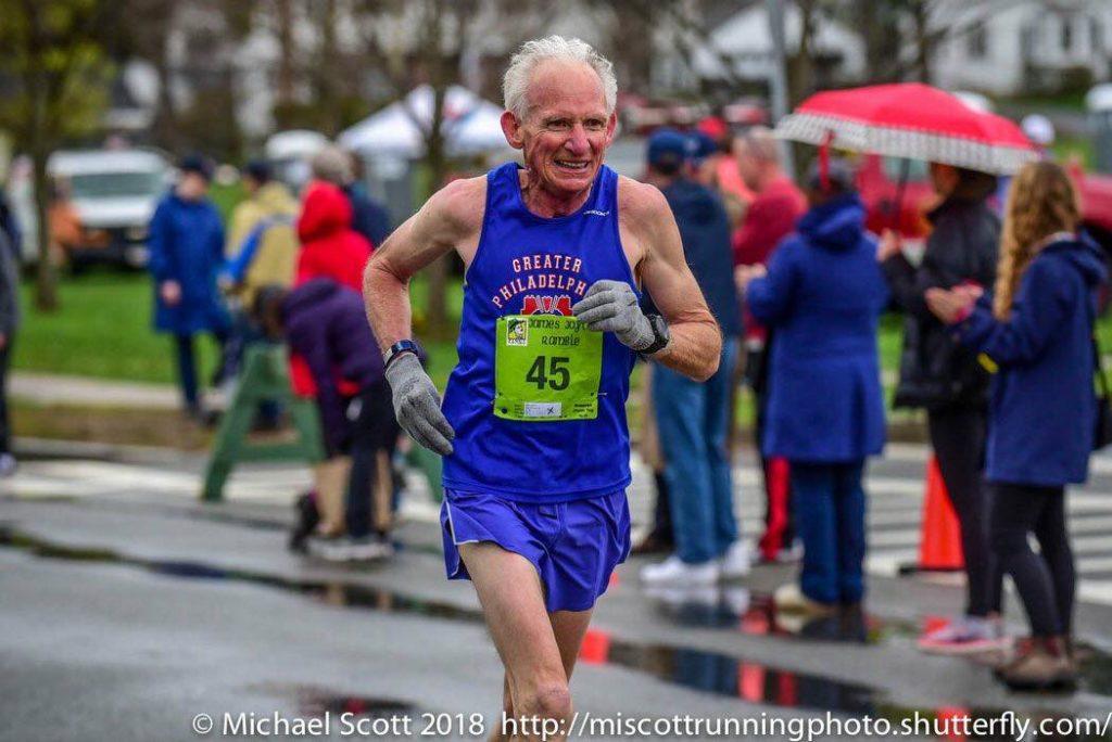 meilleur site web 7654f 77a5e Meet Gene Dykes, the 70-year-old who ran sub-3 at STWM 2018 ...