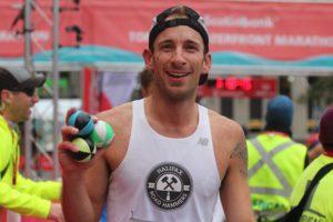 Michael Bergeron joggler 2018 STWM