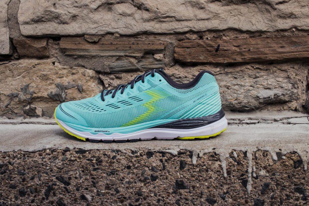 Shoe review: 361° Meraki 2 - Canadian