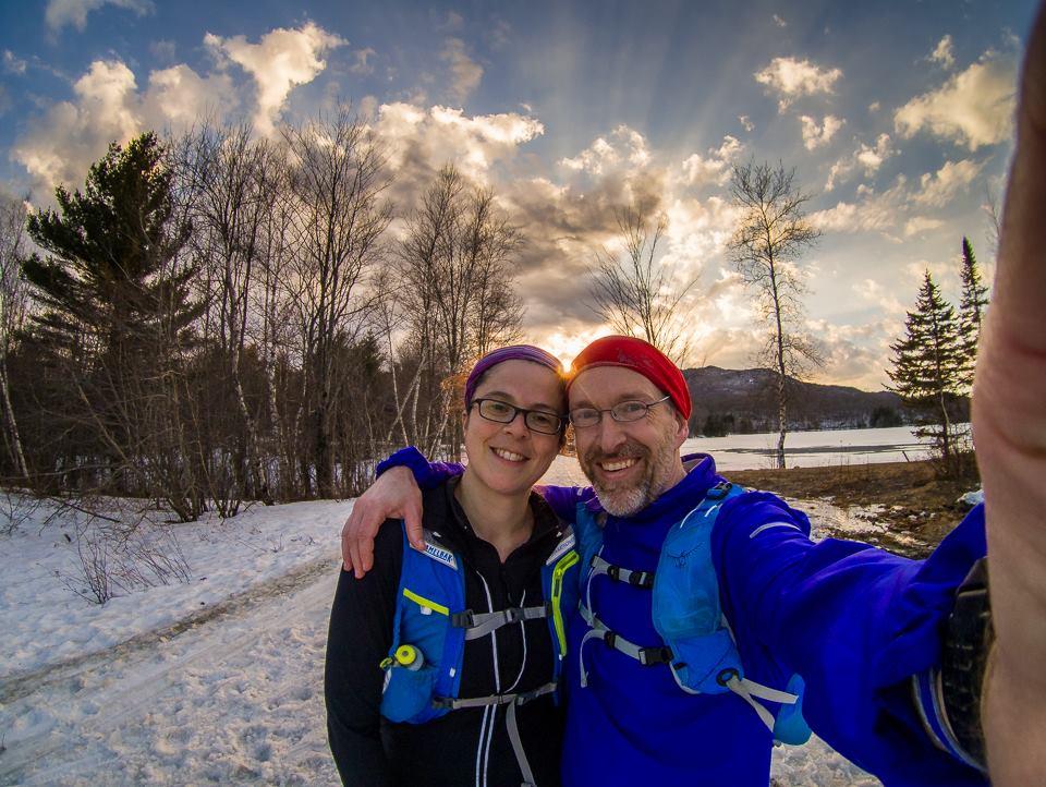Trail running after 40: Eric Côté