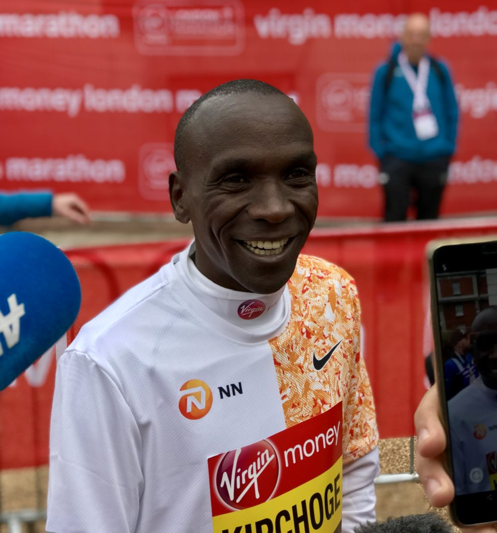 WATCH: Eliud Kipchoge in Part 1 of INEOS 1:59 Challenge documentary