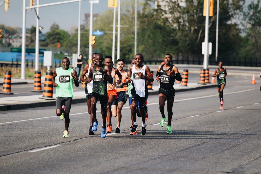 5 Canadian women in top 10 at Ottawa Marathon