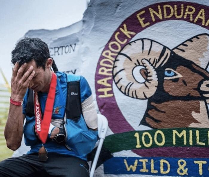 Kilian Jornet not running Hardrock 100