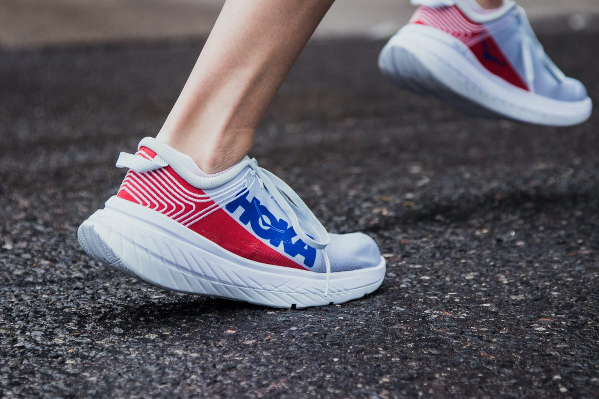 REVIEW: Hoka One One Carbon X
