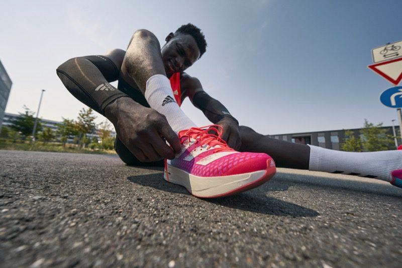 Adidas launches new adizero adios Pro