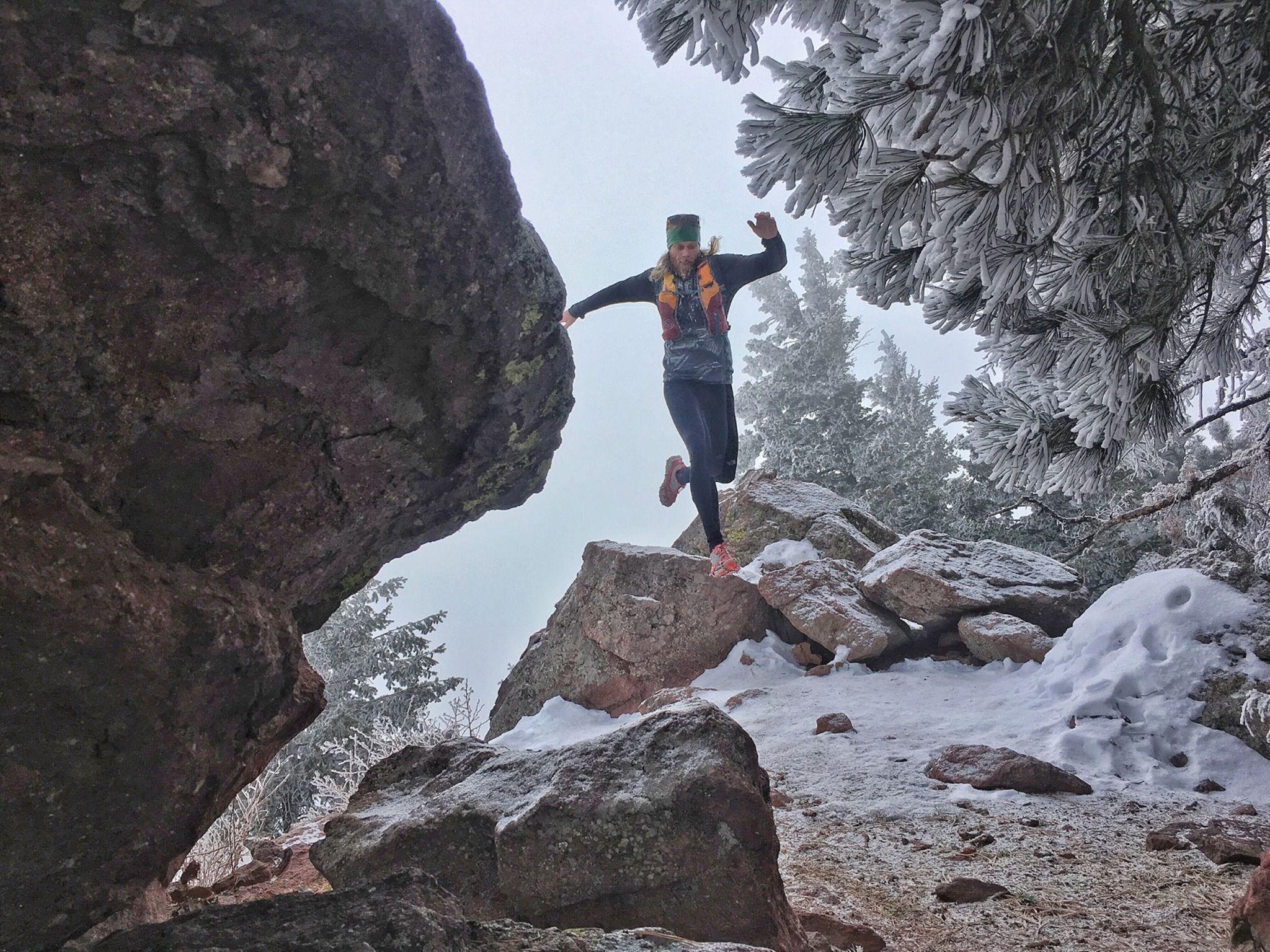 Tim Olsen sets new FKT on Pacific Crest Trail - Canadian Running Magazine