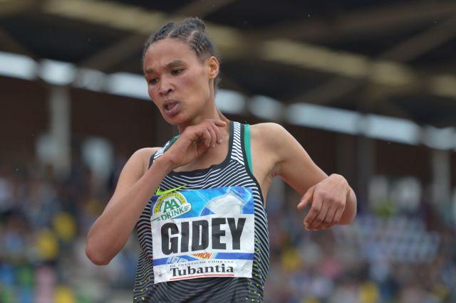 Letesenbet Gidey smashes world record at Valencia Half-Marathon - Canadian Running Magazine