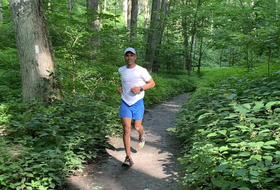 Meet Elias Kibreab, winner of the 2021 Haliburton Ultra - Canadian Running Magazine